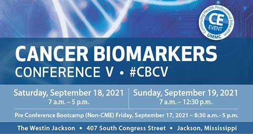 Cancer Biomarkers Conference V