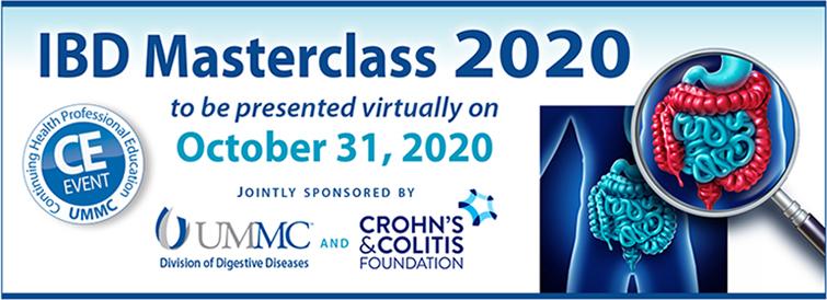 University of Mississippi IBD Masterclass 2020