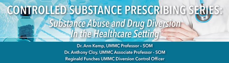 Controlled Substance eLearning Substance Abuse in the Healthcare Setting