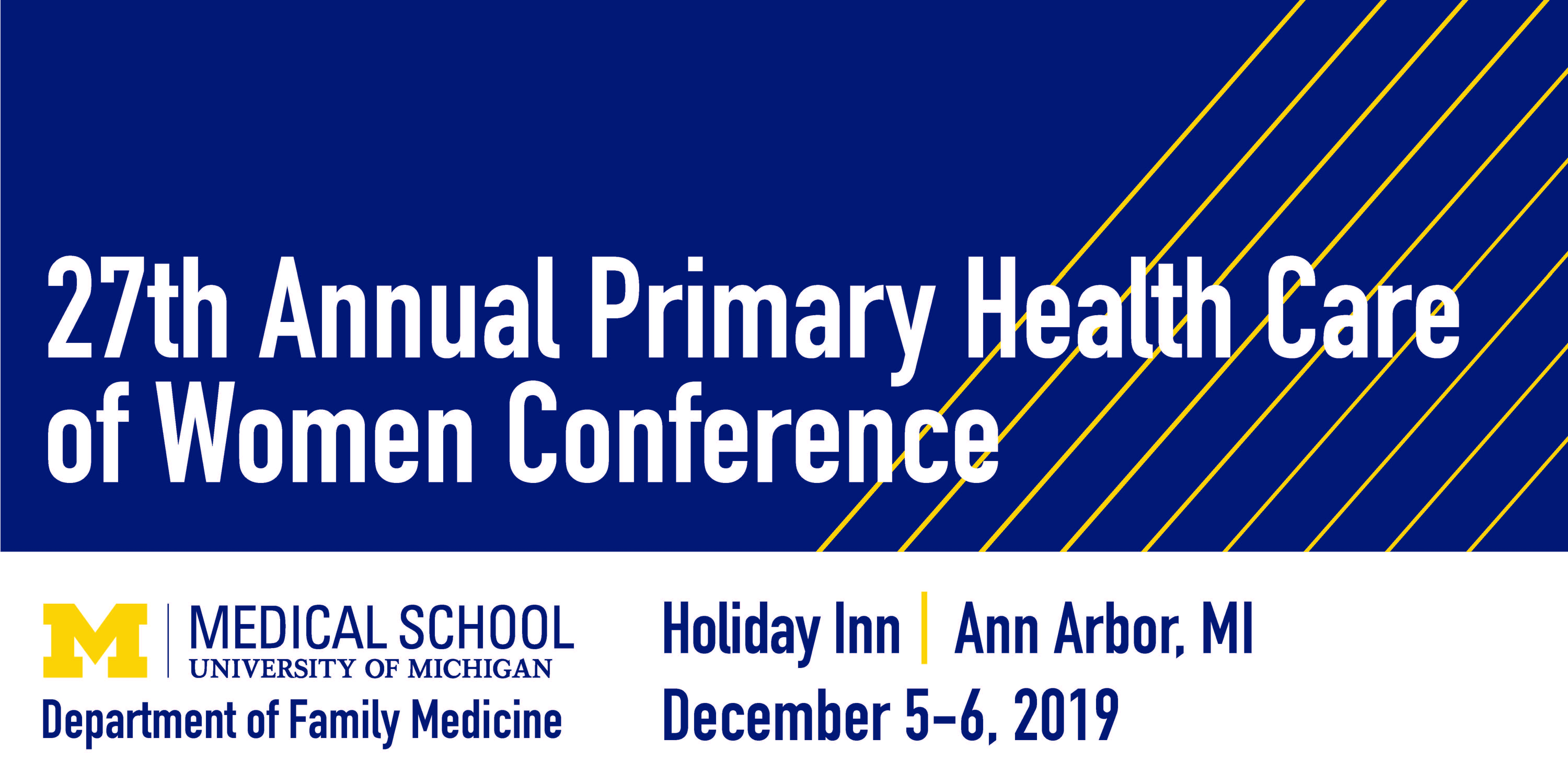 27th Annual Primary Health Care of Women Conference
