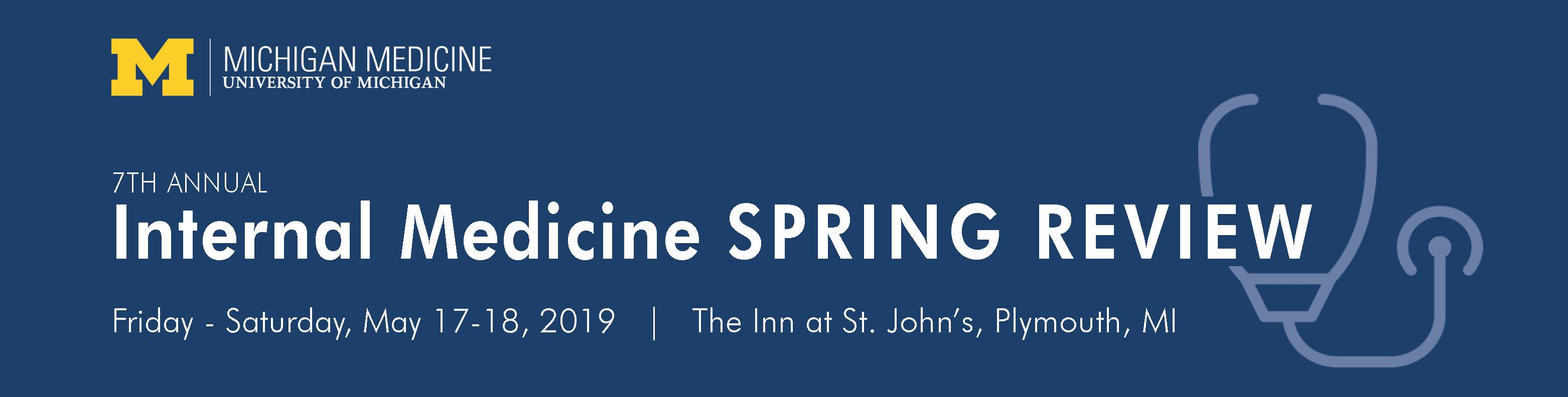 7th Annual Internal Medicine Spring Review