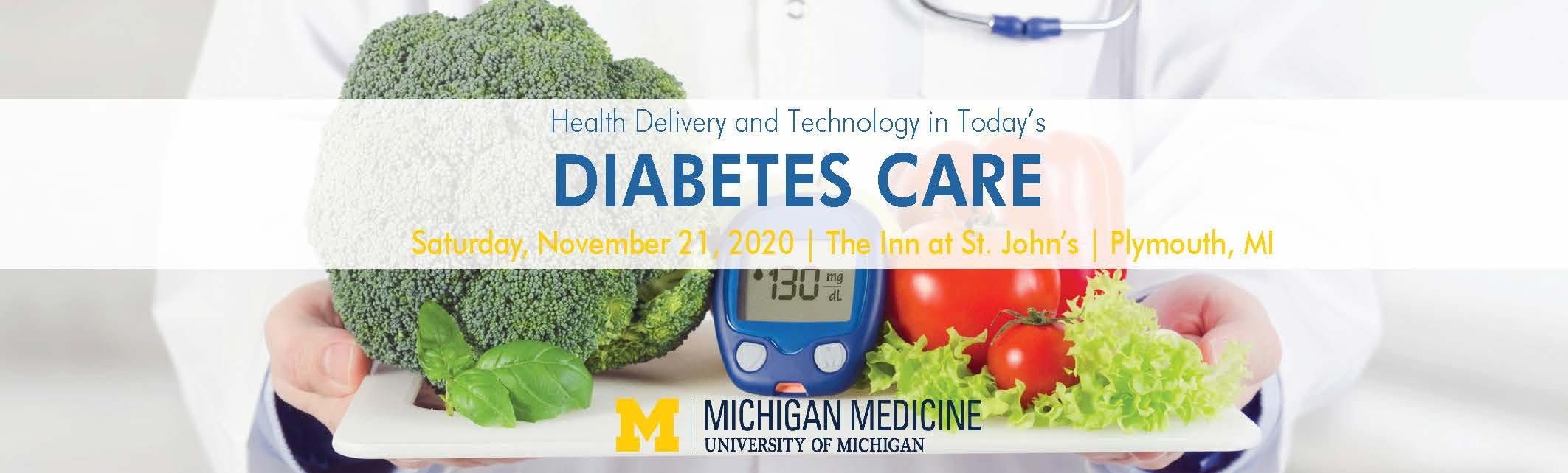 Health Delivery and Technology in Today's Diabetes Care