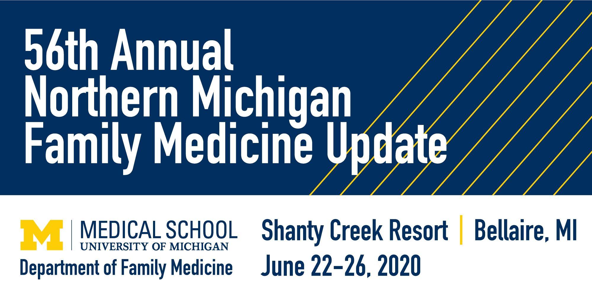 56th Annual Northern Michigan Family Medicine Update