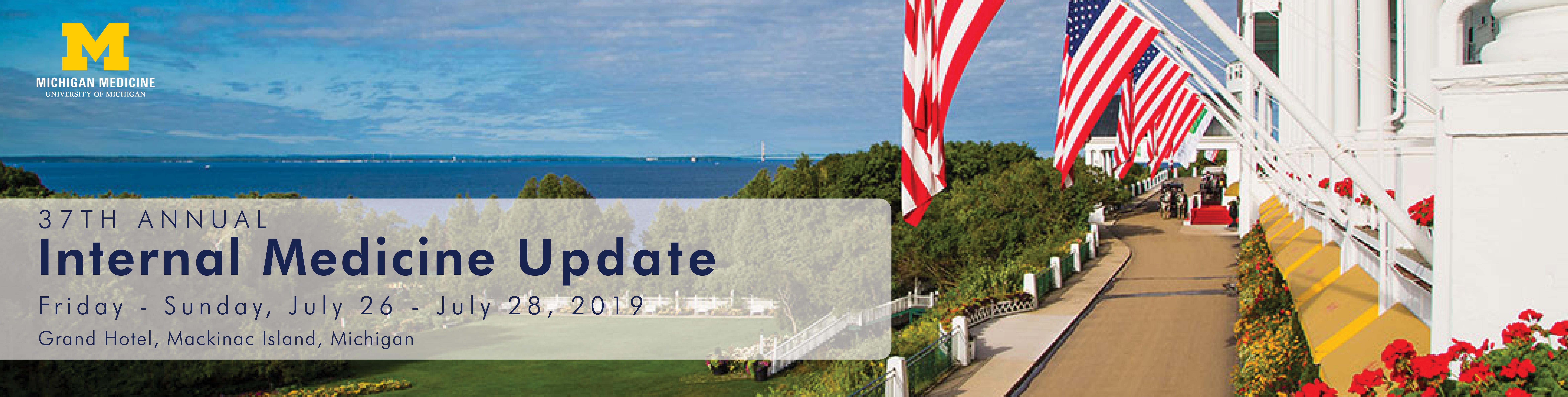 37th Annual Internal Medicine Update
